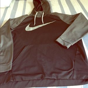 Nike training dri fit hoodie